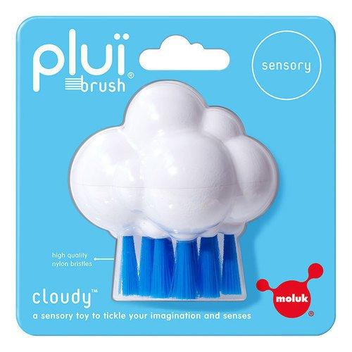 Игрушка Плюи-щетка Облачко игрушка плюи щетка облачко