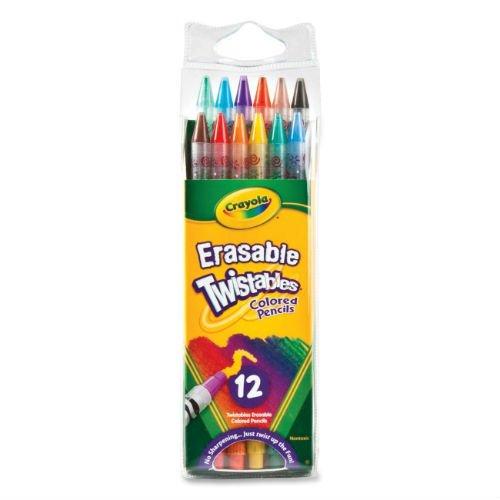 12 выкручивающихся карандашей crayola llc crayola oil pastels 28 color set set of 12