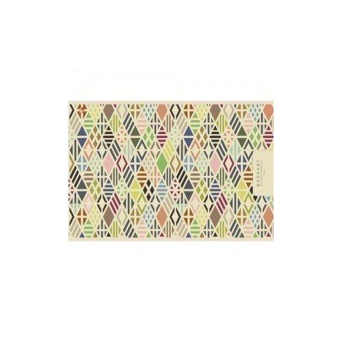 Блокнот для эскизов и зарисовок Геометрический орнамент А4, 64 стр. офис блокнот ultimate basics цвет фиолетовый 64 листа формат а4