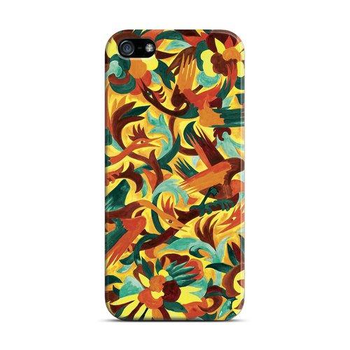 """цены на Гончарова Н. С. """"Декоративная композиция с птицами и цветами"""". Чехол для iPhone 6  в интернет-магазинах"""