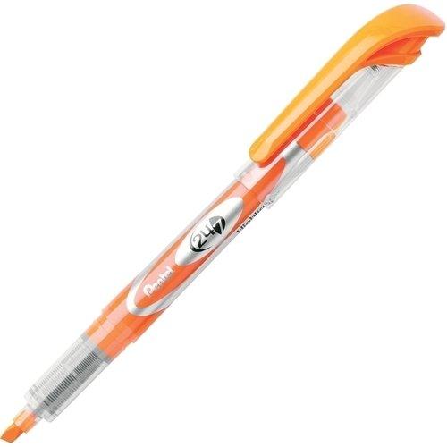 Текстовыделитель с жидкими чернилами 24/7 Highlighter, оранжевый