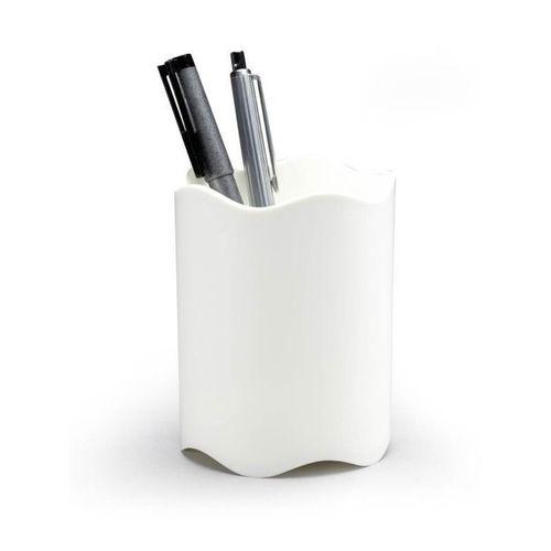 Стакан для хранения письменных принадлежностей белый