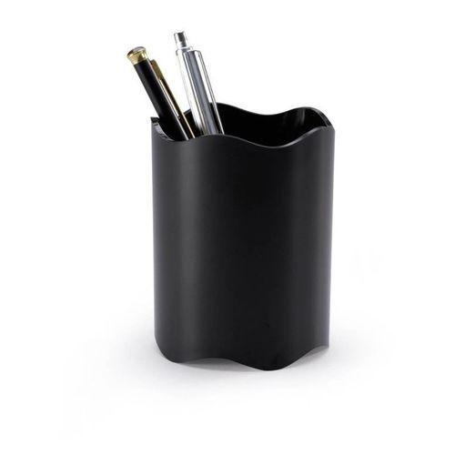 Стакан для хранения письменных принадлежностей черный