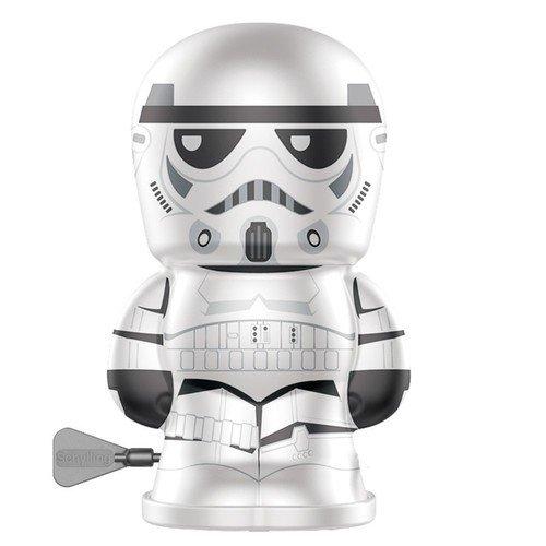 """Заводная игрушка """"Stormtrooper Bebot"""" игрушка заводная прыгающие питомцы тигр"""