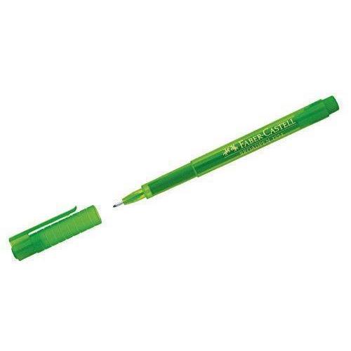 Капиллярная ручка Broadpen 1554, 0,8 мм, зеленая капиллярная ручка broadpen 0 8 мм синяя