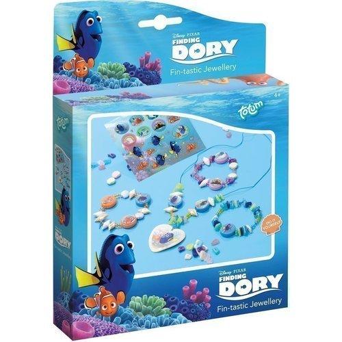 Набор для творчества Disney Finding Dory Fin-tastic Jewellery finding dory finding dory 36360 в поисках дори фигурка подводного обитателя 4 5 см в ассортименте