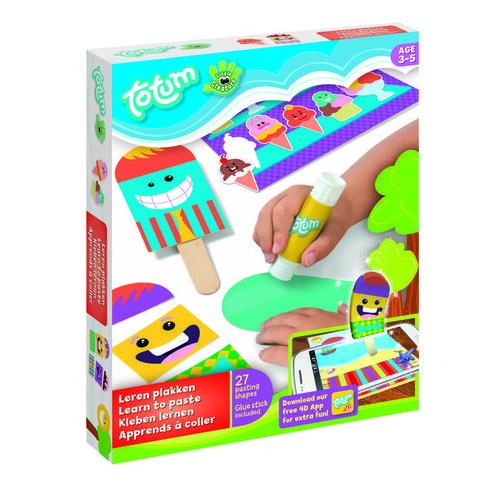 Набор для творчества Little Creators Learn To Paste палочки для эскимо na 2015 1 diy