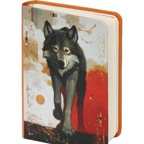Дизайнерская тетрадь Wildlife, в линейку еж стайл тетрадь a little sleep любовь в линейку 38 листов