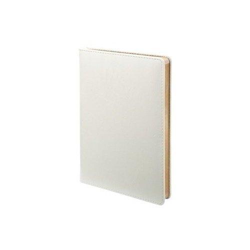 Ежедневник недатированный Atrium А5, 320 стр., белый ежедневник недатированный florian 14 х 20 см 320 стр голубой
