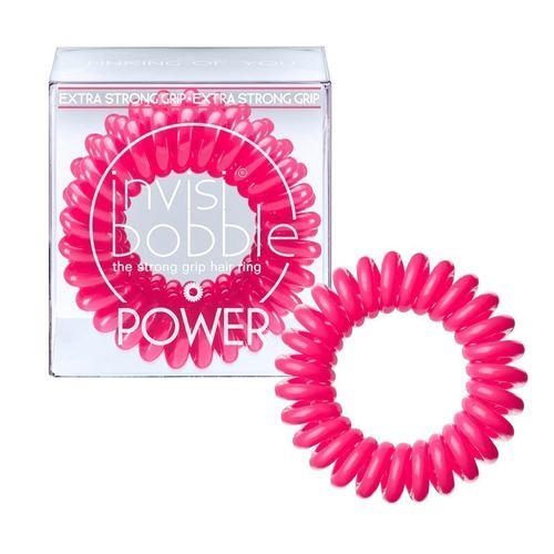 """Резинка-браслет для волос """"Power Pinking of you"""""""