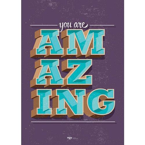 Постер Amazing А3 teana идеальный набор для увлажнения кожи а 10 амп х 2 мл