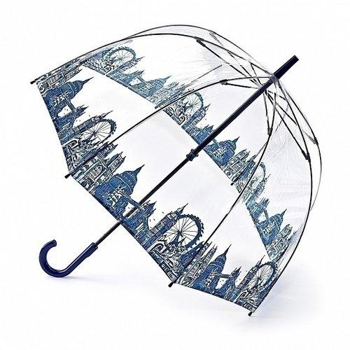 Зонт-трость женский Birdcage-2 London Icons зонт женский london scene
