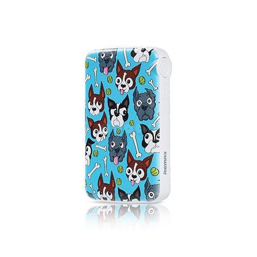 Фото - Внешний аккумулятор Coozy CZ-005 Dogs, 10000 мАч аккумулятор