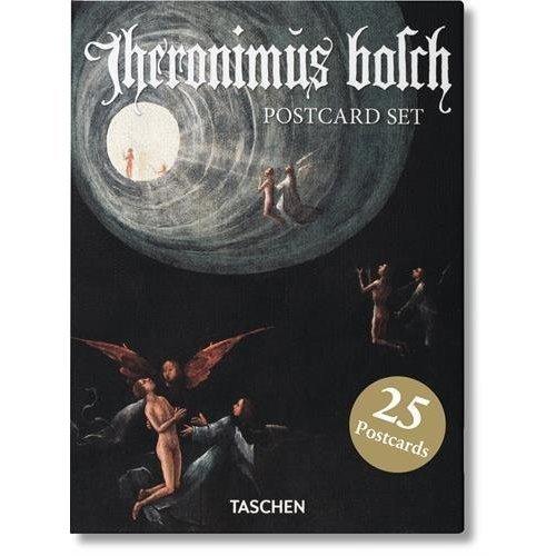 Bosch. Postcard Set цена