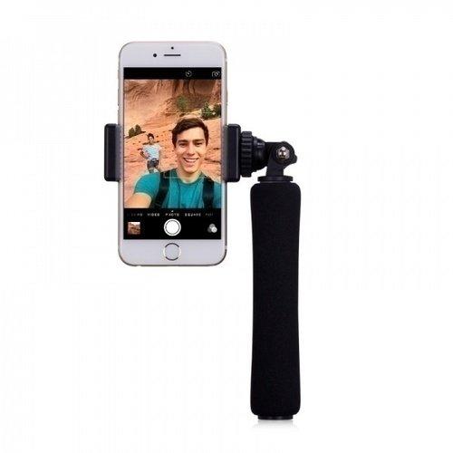 Монопод Selfie mini, черный монопод slik lighty pod dq черный