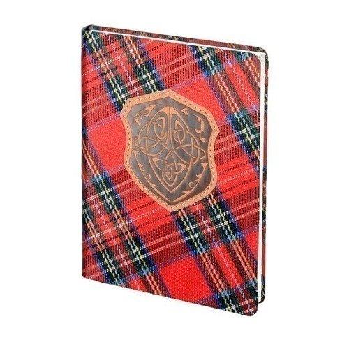 Ежедневник недатированный Scotland Red dk eyewitness top 10 travel guide scotland