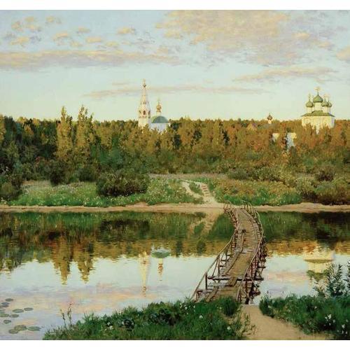 Календарь настенный-перекидной «Русские пейзажи» 2017 цена и фото