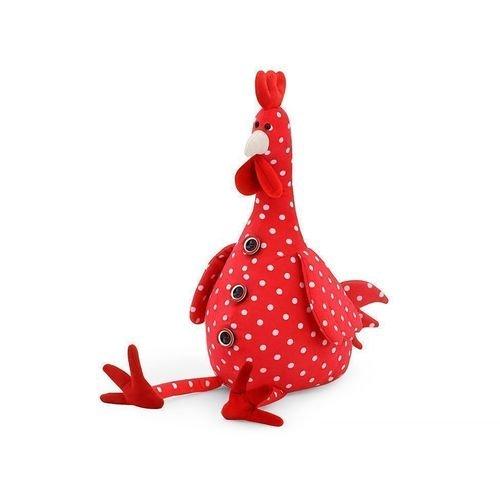 Купить Мягкая игрушка Петушок Проша , 25 см, Orange Toys, Мягкие игрушки