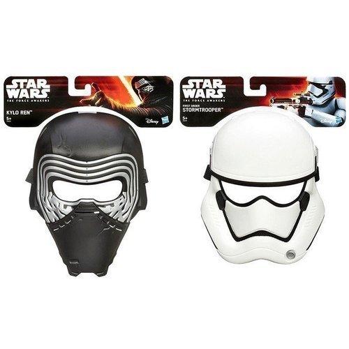 Купить Маска Звездные Войны , в ассортименте, Hasbro, Карнавальные костюмы и маски