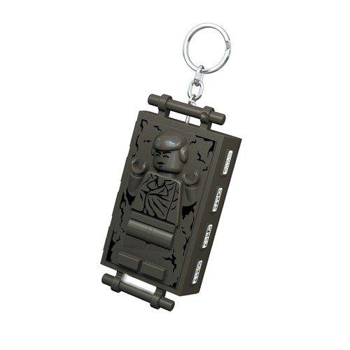 Брелок-фонарик для ключей Star Wars Han Solo фонарик брелок camelion c led08 1r
