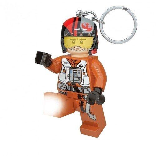 Брелок-фонарик для ключей Star Wars По Дэмерон lego брелок фонарик для ключей lego star wars stormtrooper executioner