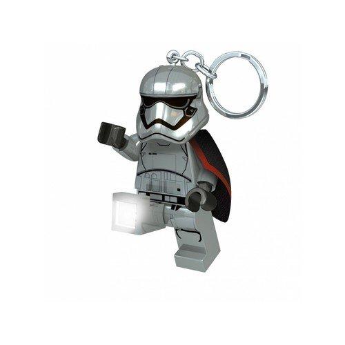 Брелок-фонарик для ключей Star Wars Капитан Фазма lego брелок фонарик для ключей lego star wars stormtrooper executioner