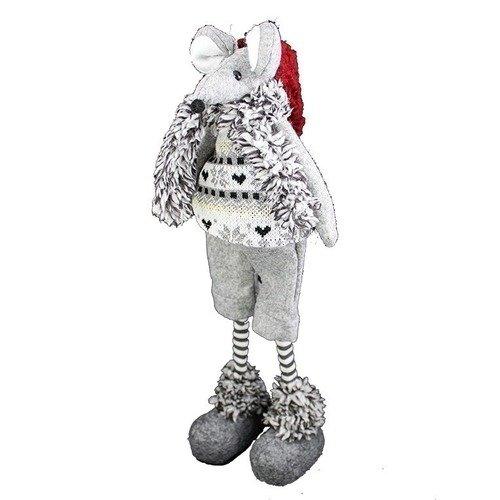"Мягкая игрушка ""Мышь"", 12 х 15 х 50 см цена и фото"