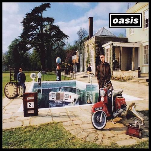 Виниловая пластинка Oasis - Be Here Now