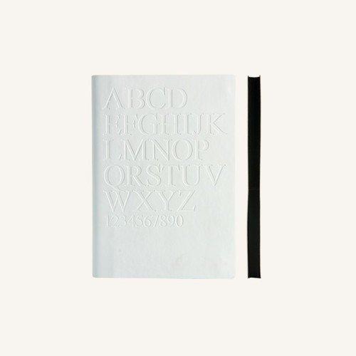 Фото - Блокнот в линейку Signature Gutenberg А6 белый блокнот mini moustaches а6