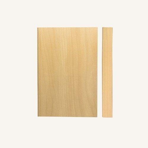 """Блокнот """"Slab Pine"""" А6, 180 листов, в линейку все цены"""