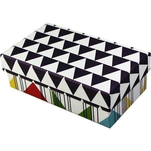 Коробка Ромб, 5 х 9 х 16 см коробка подарочная бананы 23 х 16 х 9 5 см