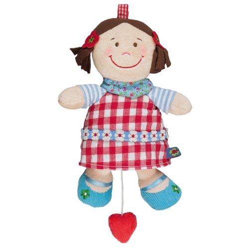 Музыкальная кукла Baby Glück, 18 см цена