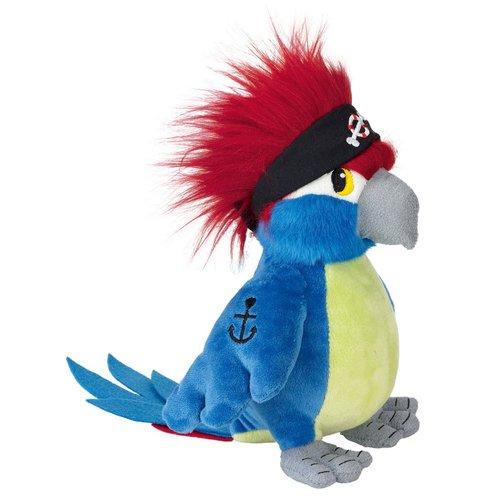 Мягкая игрушка Попугай Сосо, 20 см мягкая игрушка красный попугай 18 см