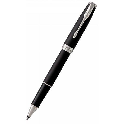 Ручка-роллер Sonnet Matte Black CT матовая черная F