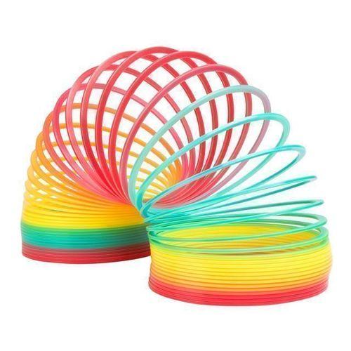 """цена на Пружинка """"Slinky"""" радуга"""
