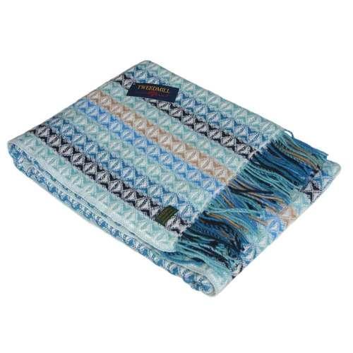 "цена Плед ""PNW Cob Weave Stripe"", 150 х 200 см онлайн в 2017 году"