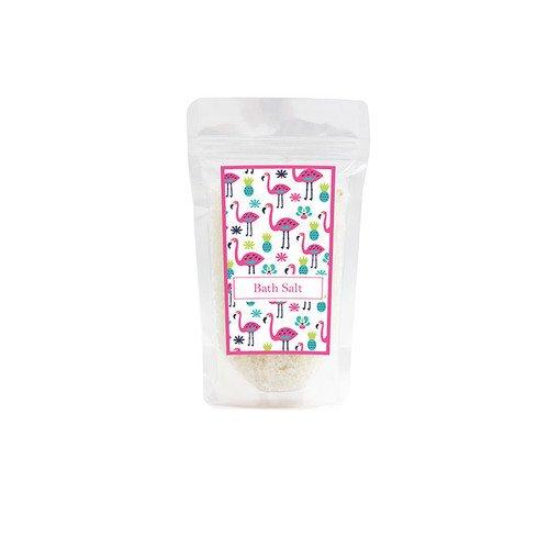 """Соль для ванны """"Flamingo C"""" соль для ванны кафе красоты бурлящий шар 120"""