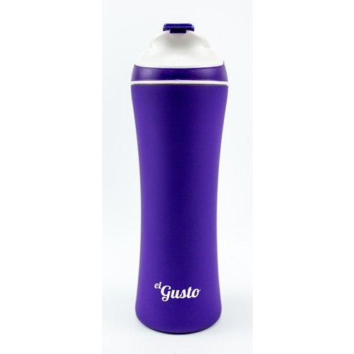 Термокружка Fusion, 400 мл, фиолетовая
