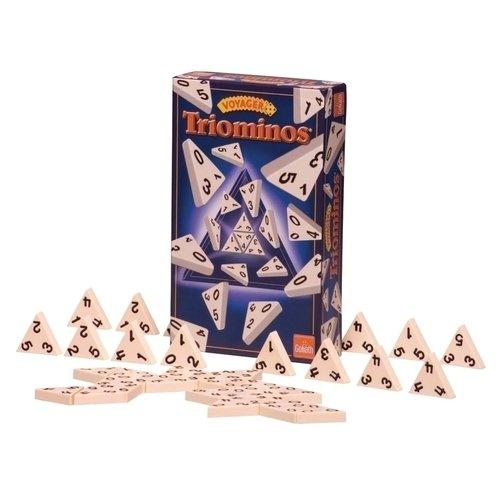 Настольная игра Triominos дорожная версия цена