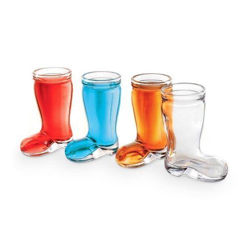 """Набор мини-бокалов для пива """"Boots"""""""