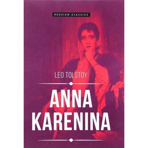 Anna Karenina лев толстой anna karenina