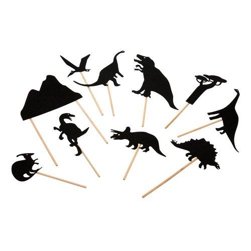 """цены Набор для театра теней """"Dinosaur"""""""