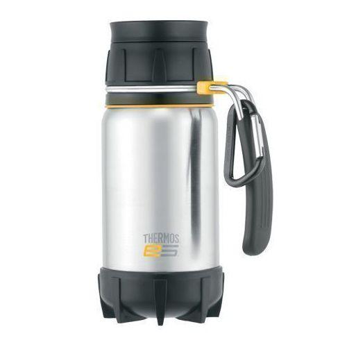 Термокружка Element 5 Travel Mug, 470 мл, серебристая / черная цена