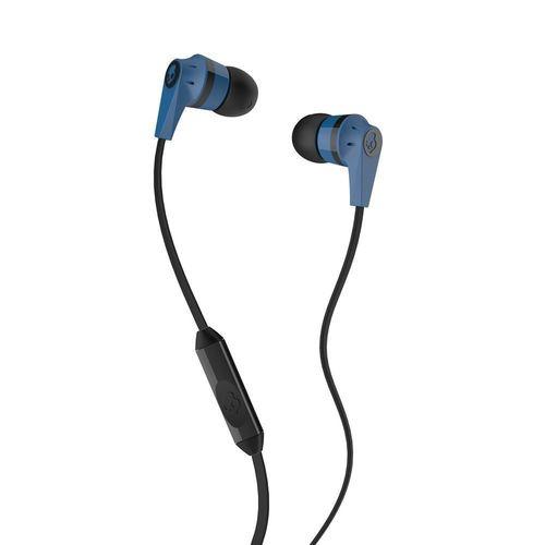 Наушники INKD 2 Blue / Black w/ Mic наушники smokin bud 2 in ear w mic spaced out clear black
