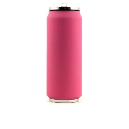 """Термобанка """"Soft"""", 500 мл, розовая"""