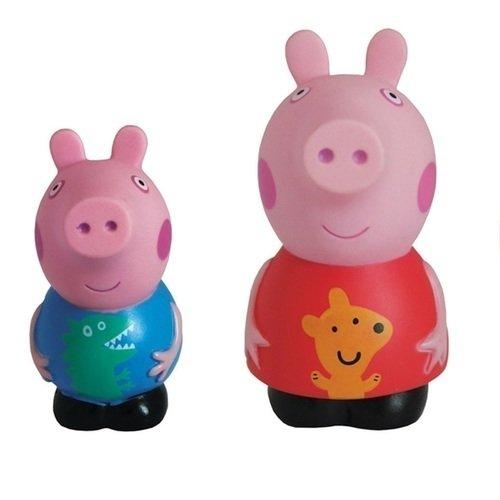 Купить Игровой набор Пеппа и Джордж , Peppa Pig, Игрушки для малышей