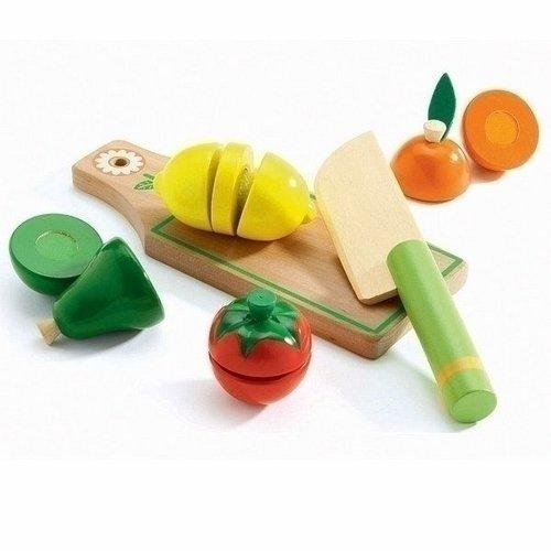Набор для разрезания Фрукты и овощи фрукты и овощи