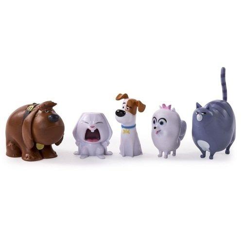 """Набор """"Secret Life of Pets"""" 5 мини-фигурок"""