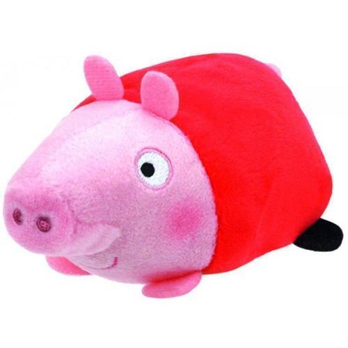 Мягкая игрушка Свинка Пеппа, 5 х 7 х 11 см