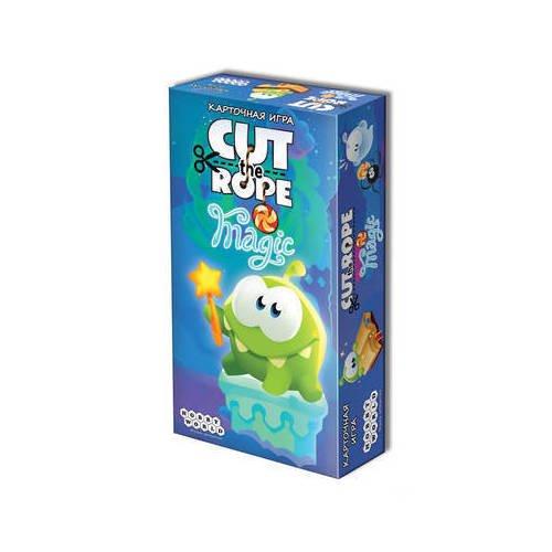 Настольная игра Cut The Rope. Magic набор фигурок cut the rope 2 pack 9